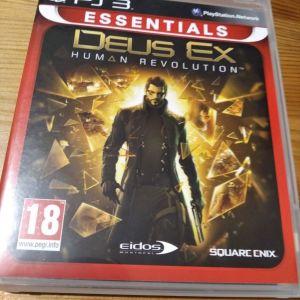 Παιχνιδι Deus X Human Revolution για PS3