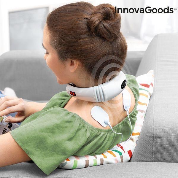 ilektromagnitiki siskevi masaz afchena ke platis InnovaGoods