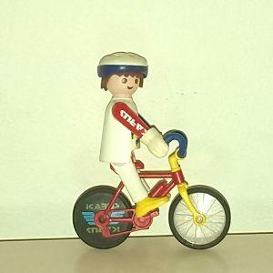 Playmobil ποδηλατης