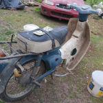 Honda C50 '89