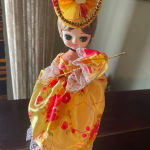 Vintage Bradley Doll Κούκλα