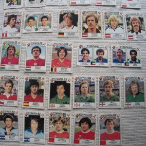 ΑΥΤΟΚΟΛΛΗΤΑ PANINI ESPANA 1982
