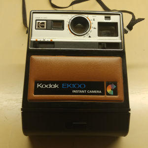Φωτογραφική Μηχανή Kodak ek100
