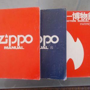 3 manual book zippo