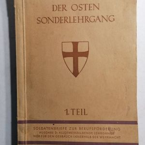 DER OSTEN SONDERLEHRGANG (Γερμανική γλώσσα)