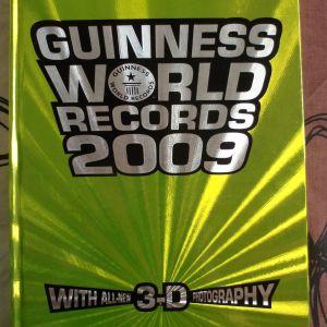 ΒΙΒΛΙΑ 16/100 GUINNESS WORD RECORDS 2009