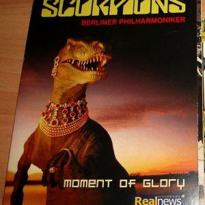 Scorpions - Moment Of Glory (CD)