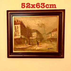 Πίνακας ζωγραφικης εργο τεχνης vintage