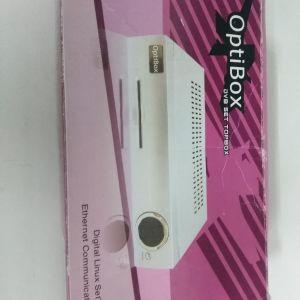 Δορυφορικός Δέκτης OPTIBOX 550S ETHERNET
