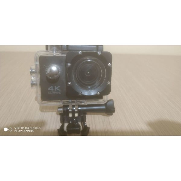 ActionCamera 4K me SD 32GB