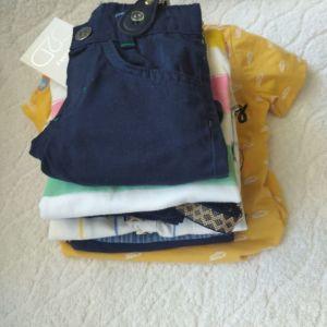 Βρεφικά ρούχα για αγόρι