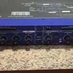 SAMSON S-COM Stereo Compressor/Limiter