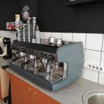 επιχείρηση καφέ