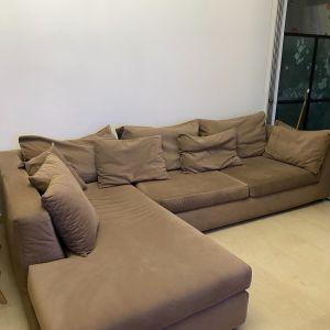 Καναπές γωνία entos sato Livorno