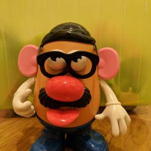 Κύριος Πατάτας Mr. Potato Head Playschool, 2 φιγούρες απλός και star wars
