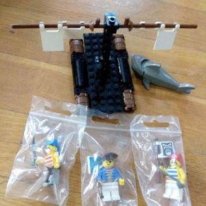 LEGO 6257 castaway's raft