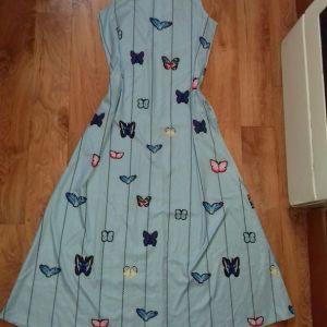 μακρύ φόρεμα Μ