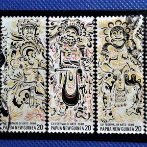 Γραμματόσημα. GUINEA