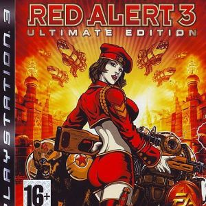 COMMAND & CONQUER RED ALERT 3 ULTIMATE EDITION - PS3