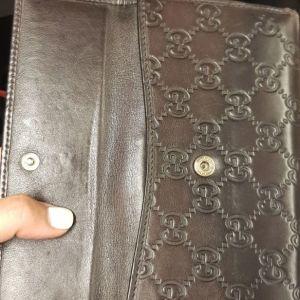 Gucci πορτοφόλι