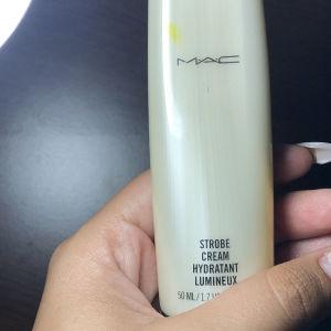 Mac strobe cream και διαφορα highlighter