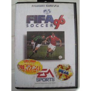 MEGADRIVE ** FIFA SOCCER 96 **