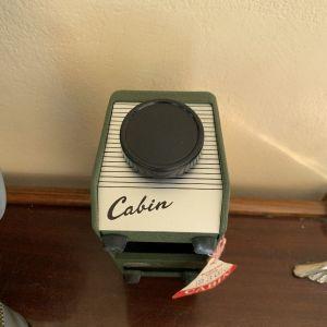 Projector Cabin Mini Slide του 1958