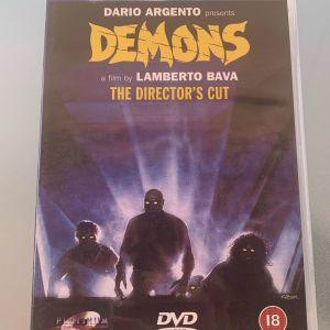 Lamberto Bava, Dario Argento - Demons αυθεντικό dvd