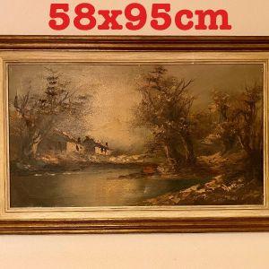 Πίνακας ζωγραφικης εργο τεχνης