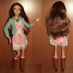 MATTEL 2014 Barbie Style Glam Luxe wave 1 Teresa, συλλεκτικη κούκλα σε πολύ καλή κατάσταση!