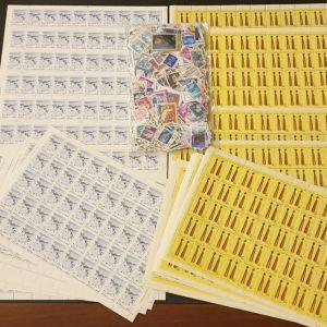 Συλλογή 4.000 Γραμματοσήμων