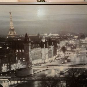 Πινακες LONDON-PARIS 1.40x1m