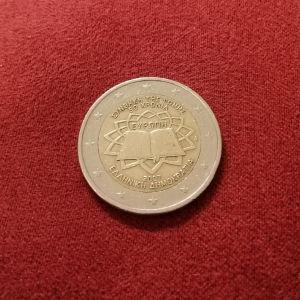 2 euro Συνθήκη Ρώμης 2007!!