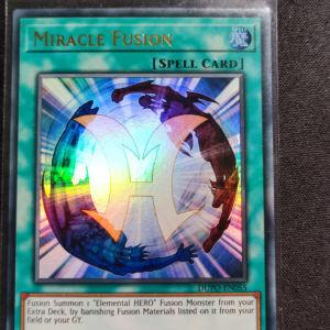 Miracle Fusion Ultra Rare