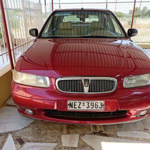 ROVER 416SI 1600 cc 110hp