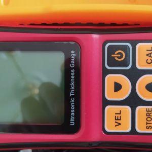 Παχύμετρο υπερήχων ψηφιακό - Ultrasonic Thickness Meter