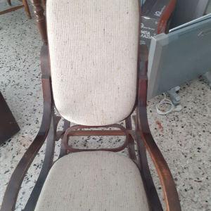 κουνιστή πολυθρόνα