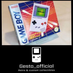 Gameboy Classic DMG Edition custom box Gesto_official