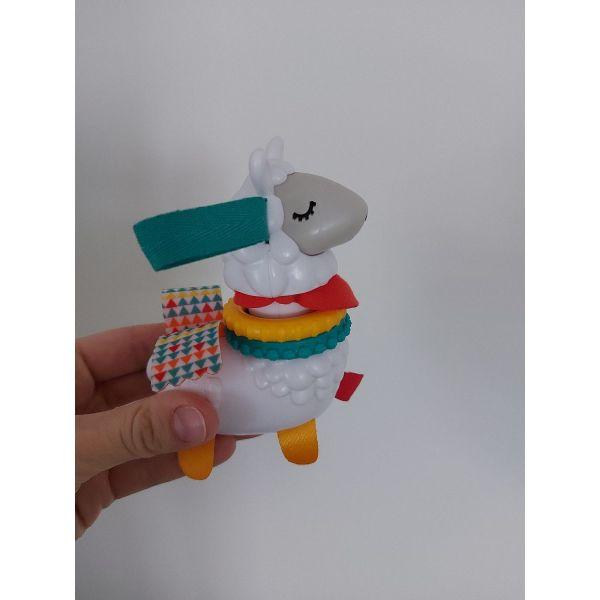 Fisher-Price Click Clack Llama zoakia koudounistres