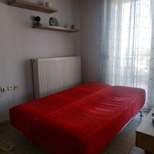 Τριθέσιος καναπές - κρεβάτι