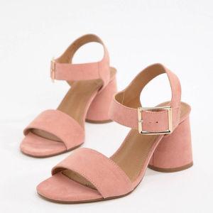 mid heel sandals 39 φορεμένα 2 φορές