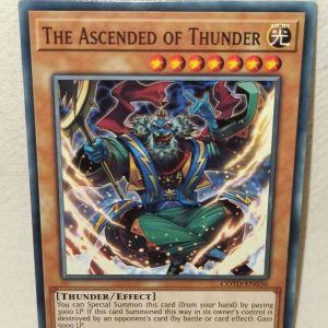 The Ascended of thunder YuGiOh