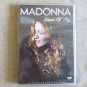 DVD MADONNA - Queen of pop