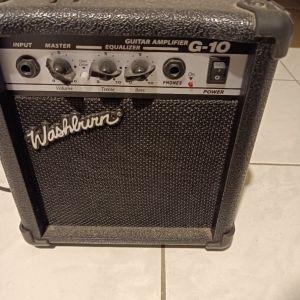 Ενισχυτής Ηλεκτρικής κιθάρας washburn