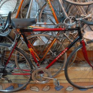 KINAST made in germany 1975 vintage  ποδηλατο κούρσα