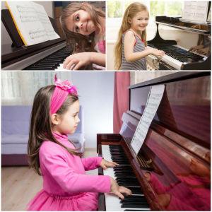 Μαθήματα πιάνου για παιδιά