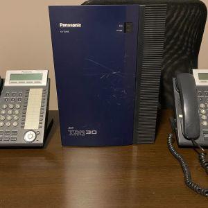 TDA 30 Panasonic Τηλεφωνικο κεντρο
