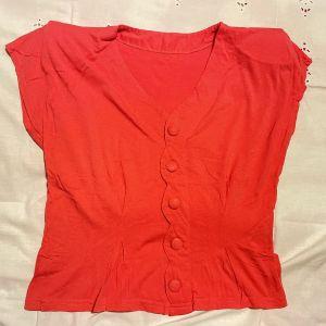 Vintage Ροζ Γυναικεία Μπλούζα T-shirt, M