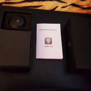 Καινούργια Mini Ασύρματη WiFi Κάμερα με Νυχτερινή Λήψη, Ανιχνευτή Κίνησης.