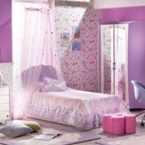 Παιδικό - εφηβικό κρεβάτι cilek lila